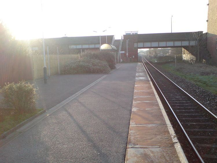 Ansdell and Fairhaven railway station