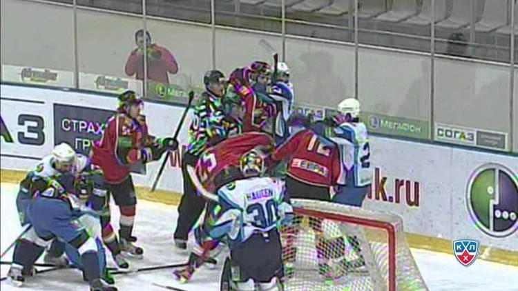 Ansel Galimov VS KHL Fight Ansel Galimov VS