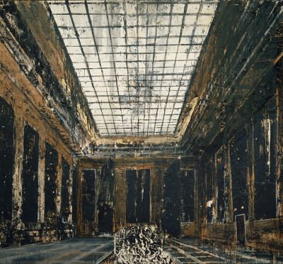Anselm Kiefer Anselm Kiefer Exhibition Royal Academy of Arts