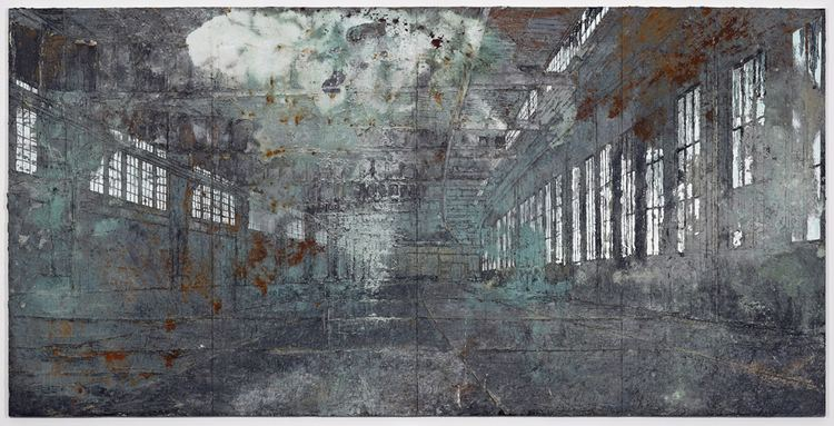 Anselm Kiefer Ashes to Ashes The Painting Imperative