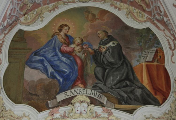 Anselm of Canterbury FileJesus and Mary appear to Saint Anselm of Canterbury