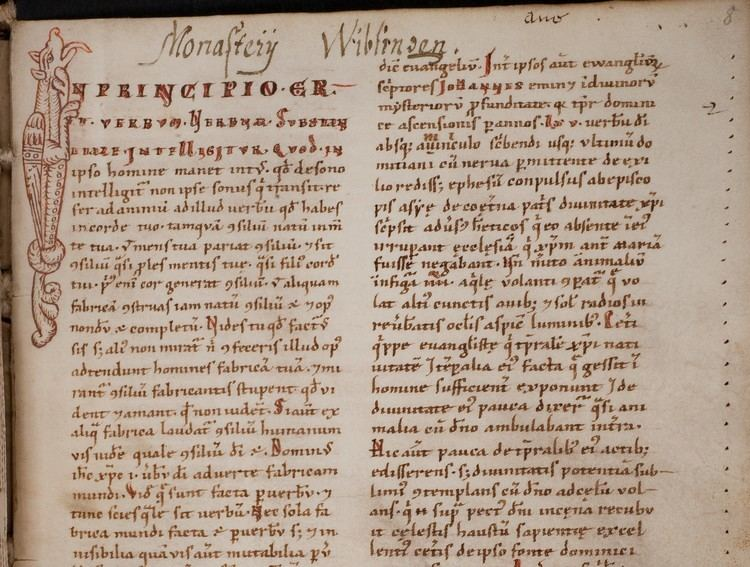 Anselm of Laon Anselm of Laon Glosae super Iohannem Editing Medieval Texts