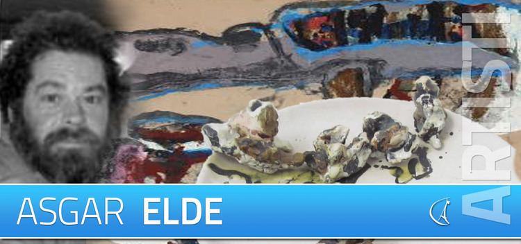Ansgar Elde Elde Ansgar Circolo degli Artisti Albissola