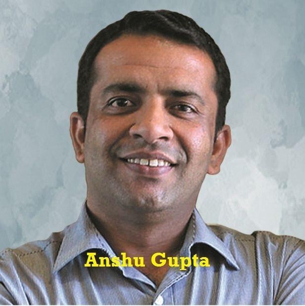 Anshu Gupta Social Worker Anshu Gupta AIIMS Whistleblower Sanjiv