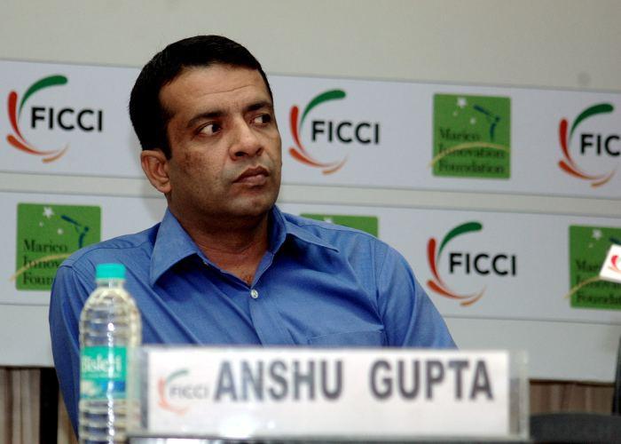Anshu Gupta sanjeev chaturvedi and anshu gupta to be conferred with