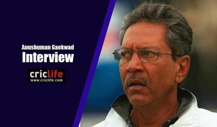 Anshuman Gaekwad Top level coaching involves a lot more man