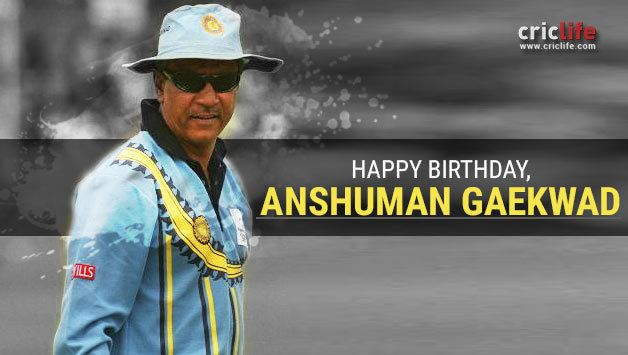 Anshuman Gaekwad Latest News Photos Biography Stats Batting