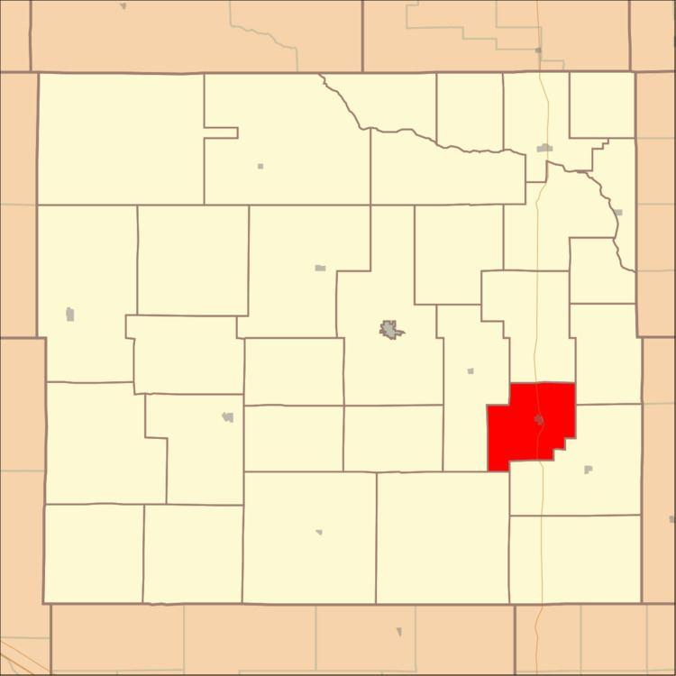 Ansley Township, Custer County, Nebraska