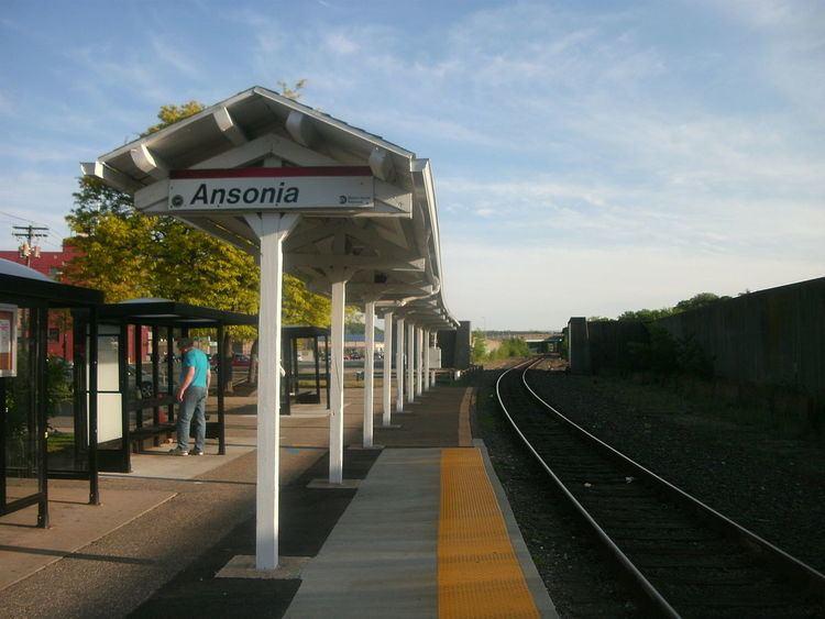 Ansonia (Metro-North station)