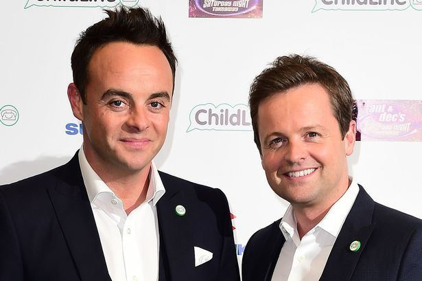 Ant & Dec I39m a Celebrity Get me INTO Ant and Dec39s starstudded 40th