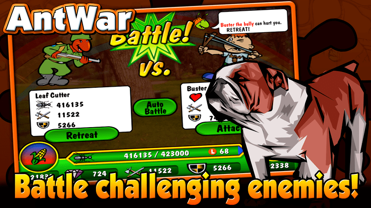 Ant War Ant War Android Apps on Google Play