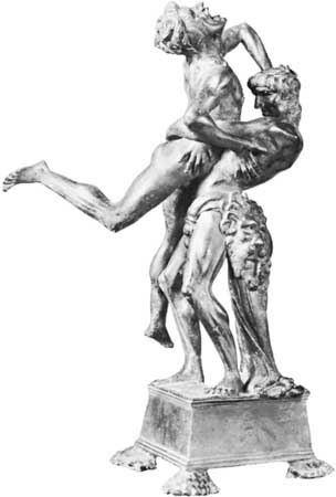 Antaeus Antaeus Greek mythology Britannicacom