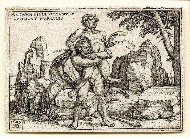Antaeus Antaeus Mythical Creatures Guide