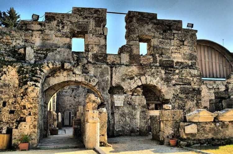 Antalya in the past, History of Antalya
