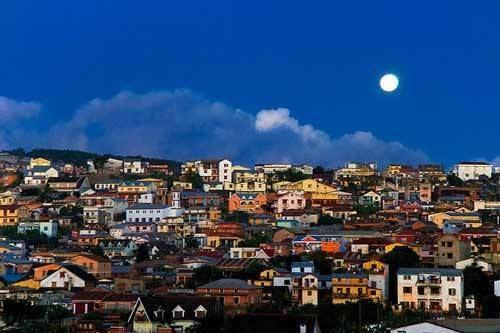 Antananarivo in the past, History of Antananarivo