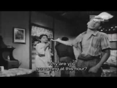Antara Dua Darjat P Ramlee Antara Dua Darjat 1960 YouTube