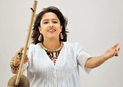 Antara Nandy Its time for folk music with Antara Nandy and Dipannita