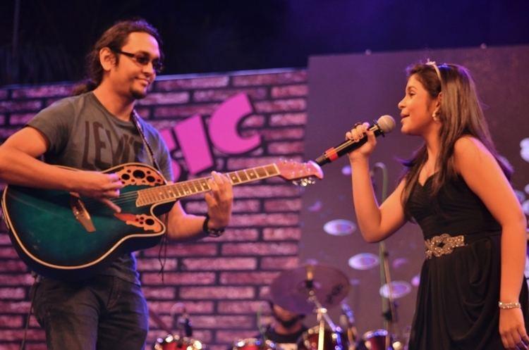 Antara Nandy FileJim Ankan Deka and Antara Nandy at Alive India in