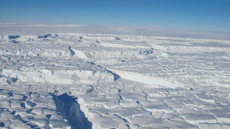 Antarctic ice sheet West Antarctic Ice Sheet collapse is under way UW Today