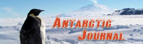 Antarctic Journal OSSE Education and Outreach Antarctic Journal