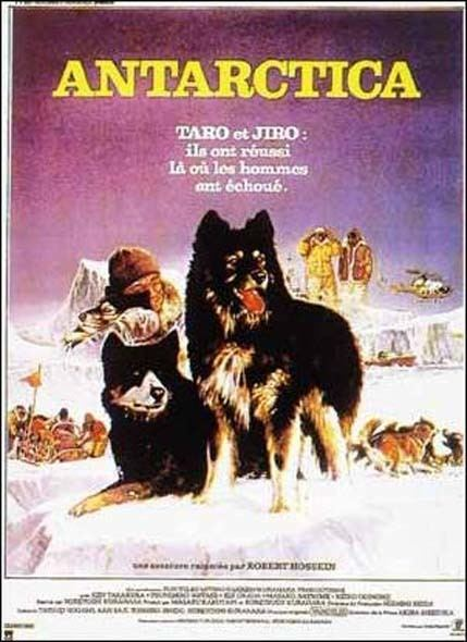 Antarctica (1983 film) Antarctica de Koreyoshi Kurahara 1983 Cinblog de Seb