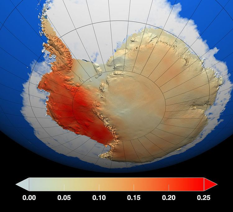 Antarctica cooling controversy