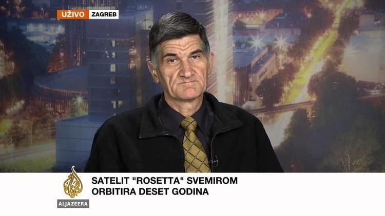 Ante Radonić Ante Radoni o sputanju sonde na kometu YouTube