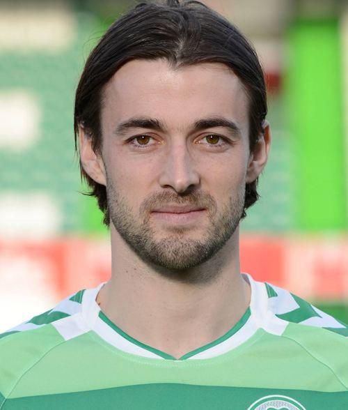 Ante Vukušić Ante Vukusic SpVgg Greuther Frth 2 Bundesliga alle