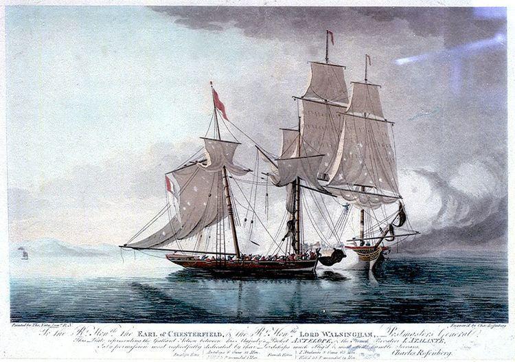 Antelope (1780 packet ship)