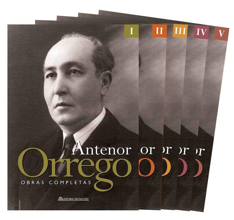 Antenor Orrego Con el ojo izquierdo Obras completas Antenor Orrego