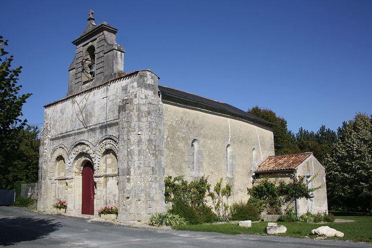 Antezant-la-Chapelle