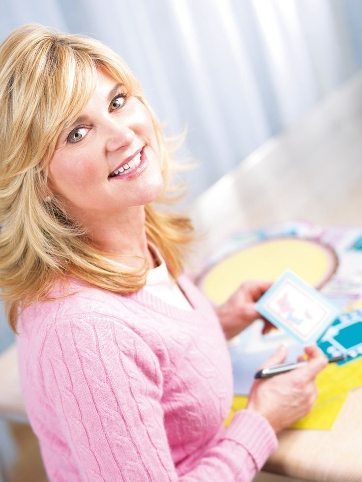 Anthea Turner: Perfect Housewife Anthea Turner everyone39s favourite exBlue Peter presenter and a