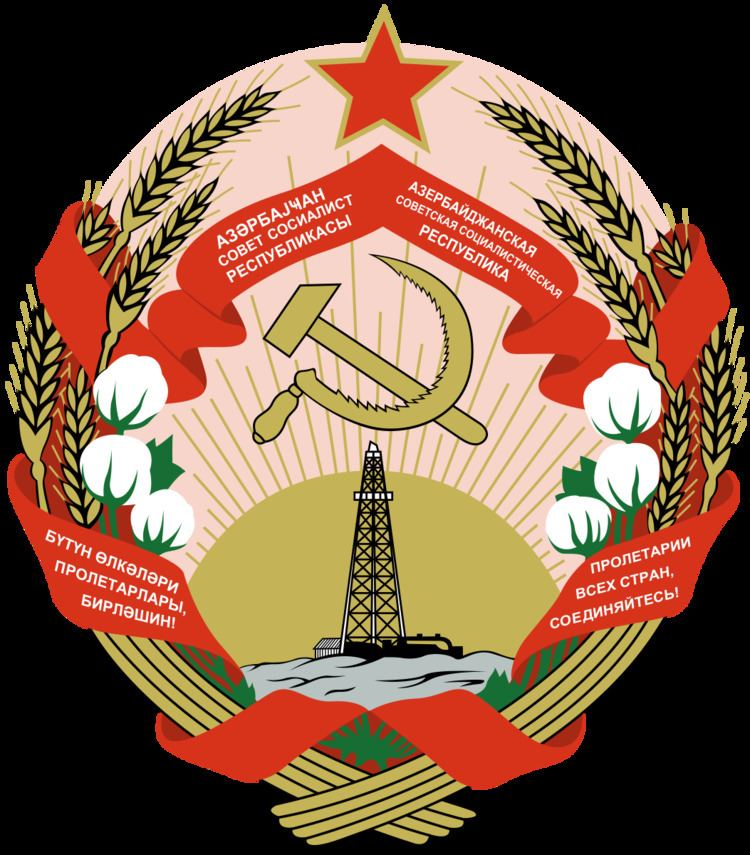 Anthem of the Azerbaijan Soviet Socialist Republic