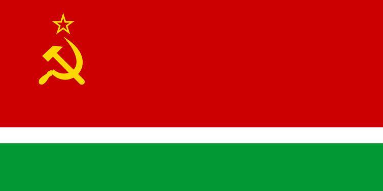 Anthem of the Lithuanian Soviet Socialist Republic