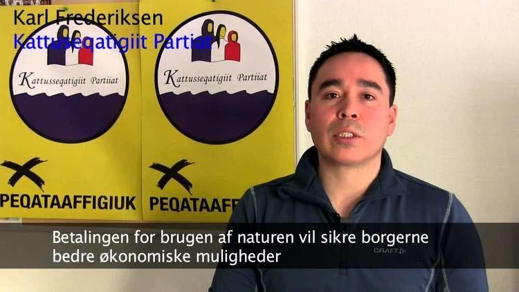 Anthon Frederiksen Karl Frederiksen Anthon Frederiksen Kattusseqatigiit partiiat