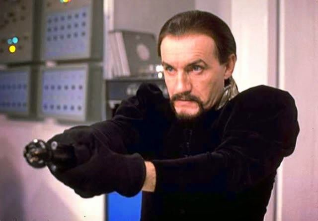 Anthony Ainley DOCTOR WHO Holding out for a Master A tribute to
