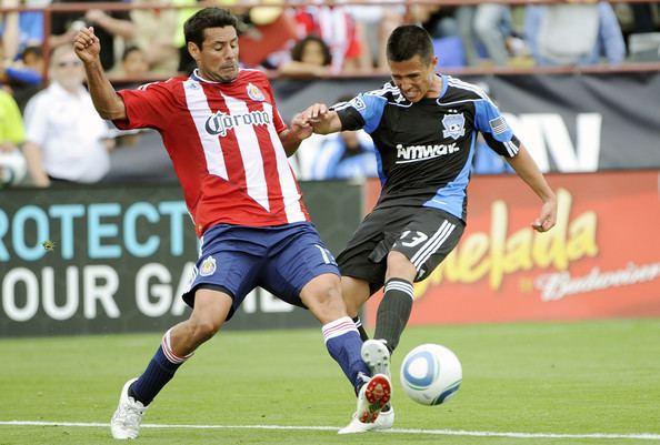 Anthony Ampaipitakwong Anthony Ampaipitakwong Pictures Chivas USA v San Jose