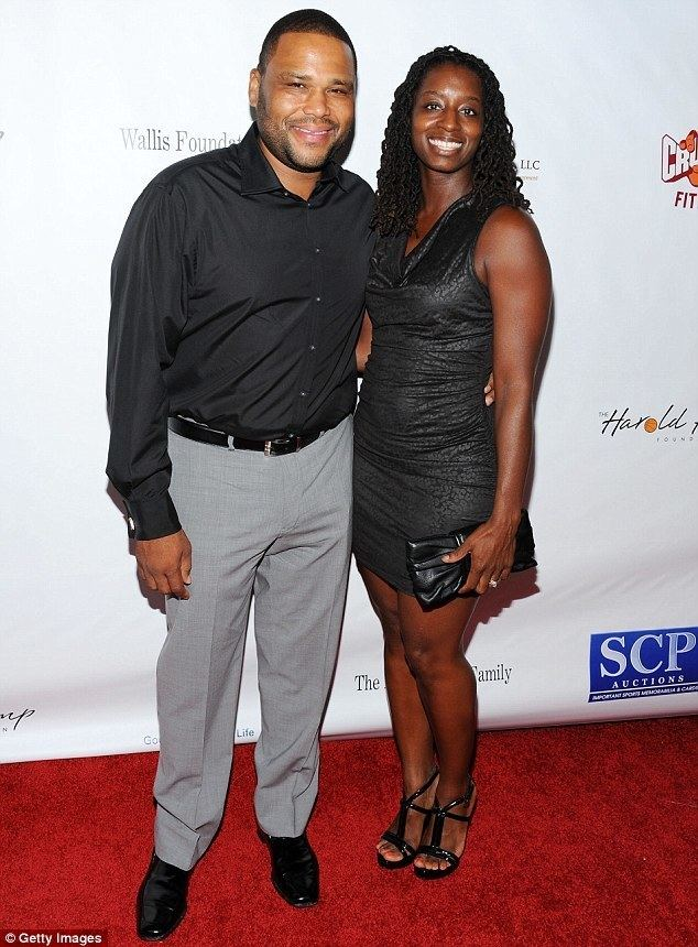 Anthony Anderson Anthony Andersons wife Alvina cancels divorce proceedings Daily
