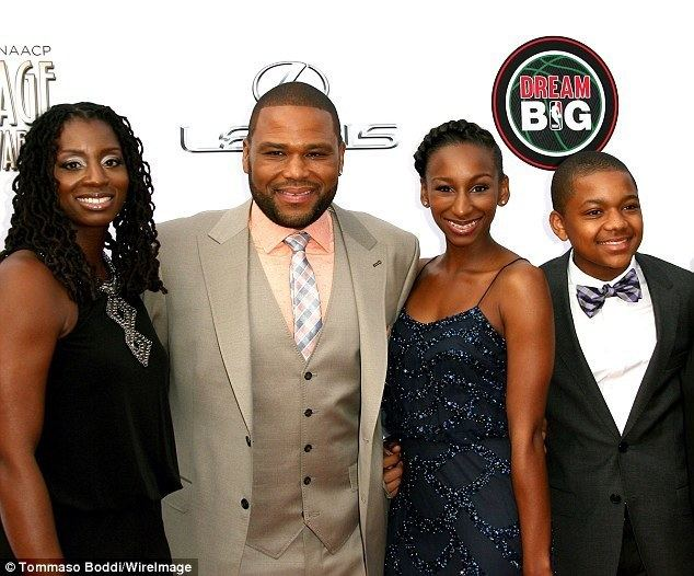 Anthony Anderson Anthony Anderson discusses 47pound weight loss following Type 2