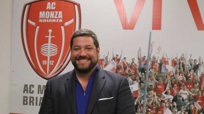 Anthony Armstrong Emery Armstrong Emery nuovo patron del Monza Calcio Il Giorno