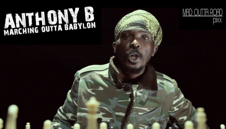 Anthony B Anthony B March Outta Babylon Official Video 2015