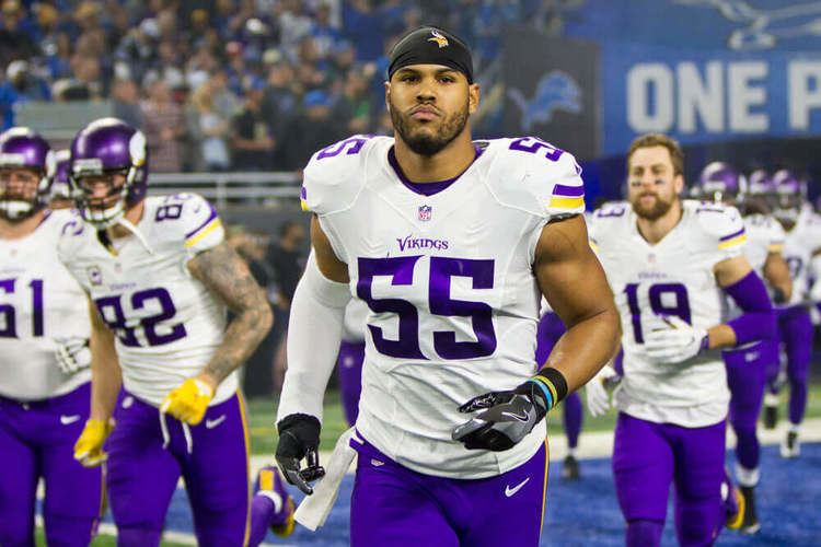 Anthony Barr (American football) 2017 Is A Crucial Season For Anthony Barr