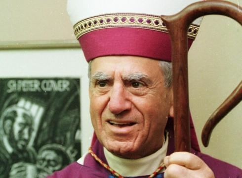 Anthony Bevilacqua Retired cardinal Bevilacqua exhead of Philly archdiocese
