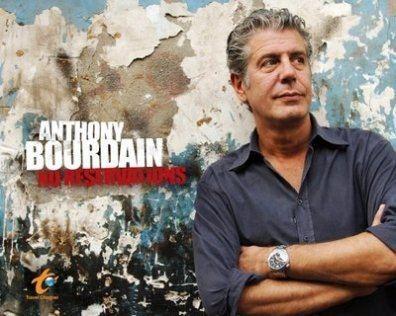 Anthony Bourdain Anthony Bourdain Chef Author Traveler