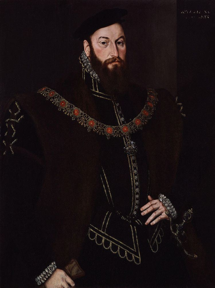 Anthony Browne, 1st Viscount Montagu