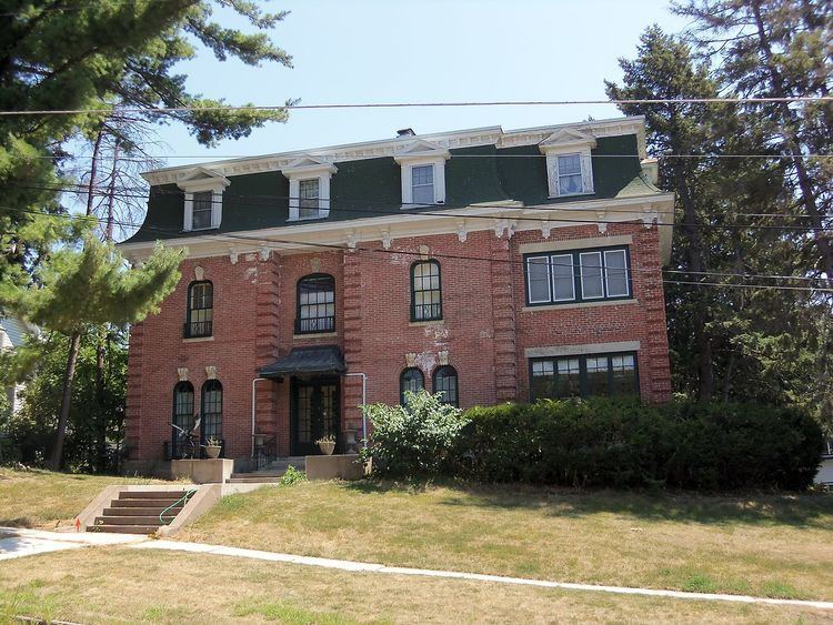 Anthony Burdick House