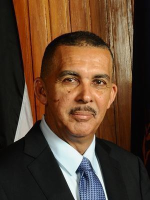Anthony Carmona Trinidad and Tobago Parliament