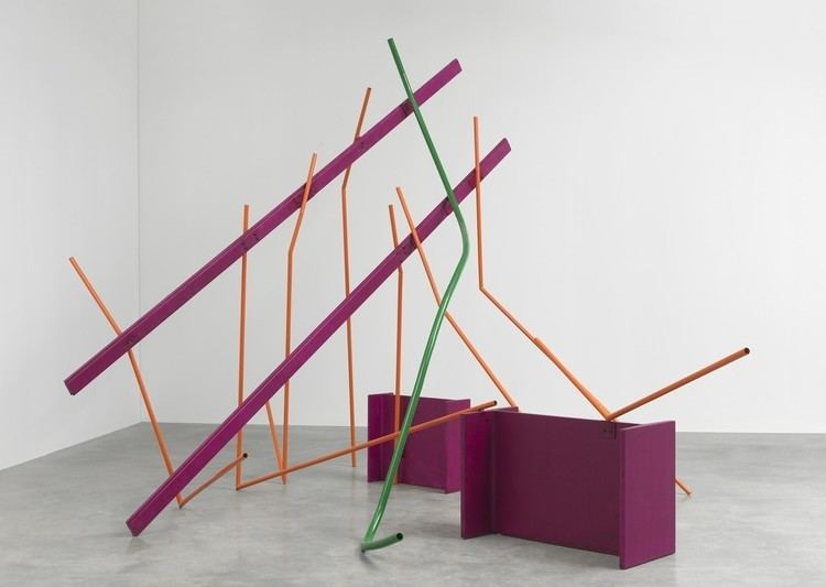 Anthony Caro Art Review Anthony Caro Works from the 1960s at Gagosian