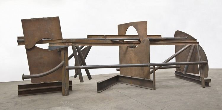 Anthony Caro Anthony Caro Park Avenue Series Abstract Critical