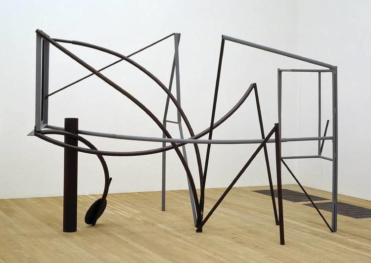 Anthony Caro Anthony Caro Sculpture Display at Tate Modern Victoria